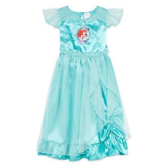 Disney collection Little mermaid 2-3 yaş gece kıyafeti