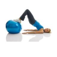 Dunlop Fitness Pilates Ball - Gymball