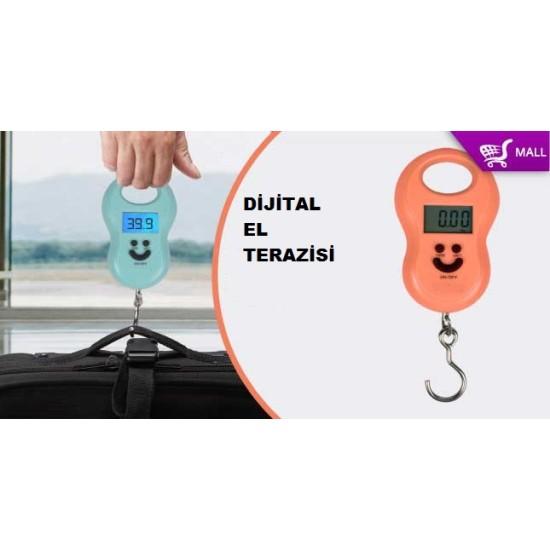 Digital Hand Balance
