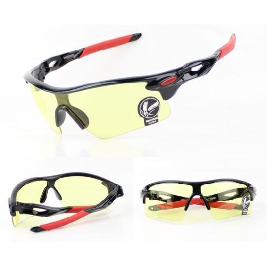 Bisikletçiler için Güneş Gözlüğü