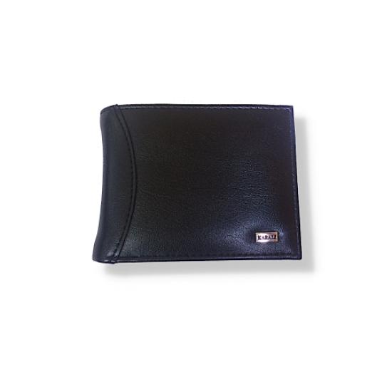 Black Male Wallet in The Dark Ellipse