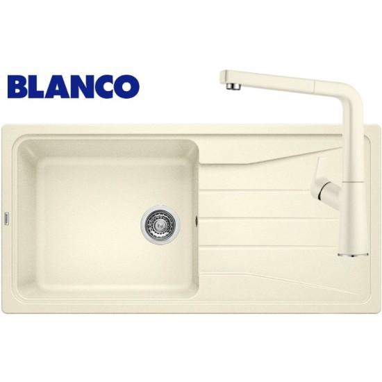 Blanco Granite Home + Battery Sona XL 6S and Avona S