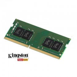 Kingston 8GB DDR4 2400MHz CL17 Notebook Belleği