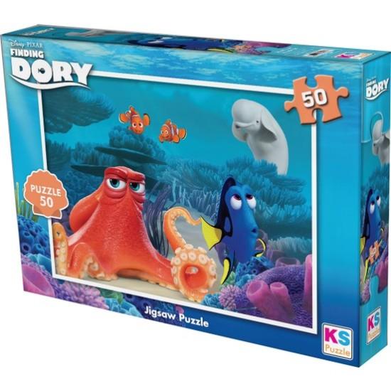 Disney Dory Puzzle 50 Parça