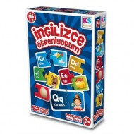 Ks Games Educational Game I'm Learning English