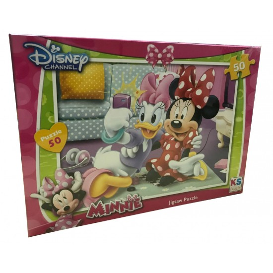 Disney Minnie Puzzle 50 Tracks