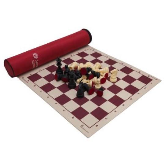 Staunton 9,5cm Satranç Takımı