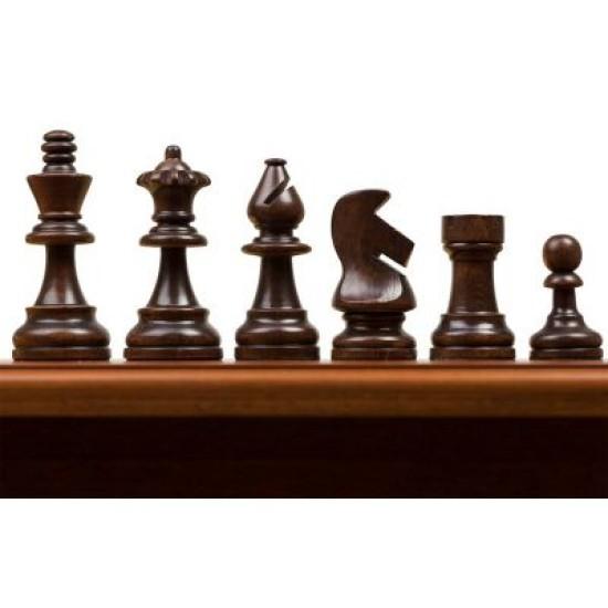 Staunton 9.5cm Wooden Chess Set