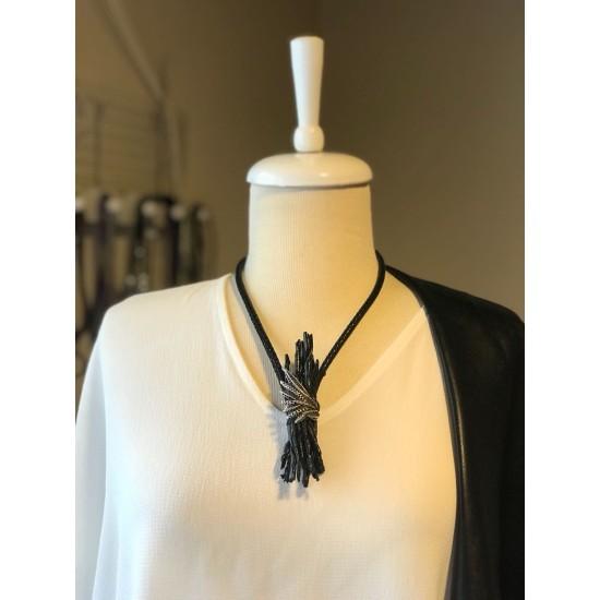 Metal Accessory Design Necklace