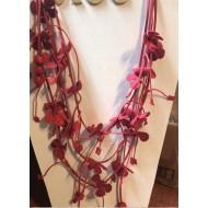 Floral Detailed Design Necklace