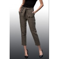 Horoscope Textile Narrow and Short Leg Pants