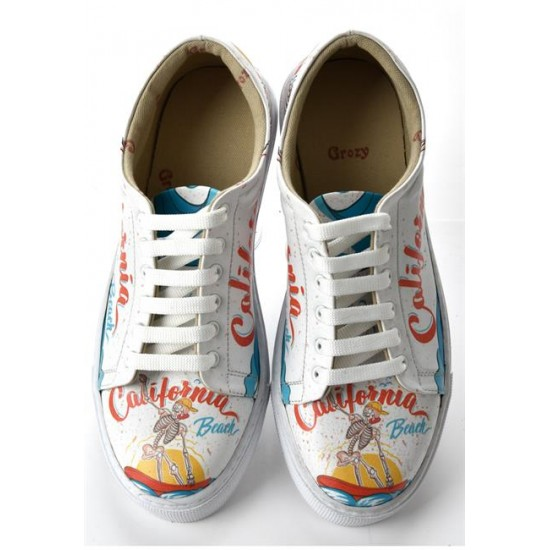 Grozy California Beach Miss Sneakers