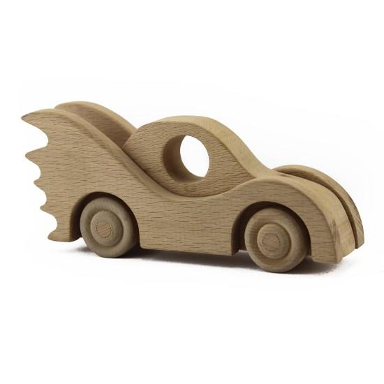 Unpainted Bat Cart