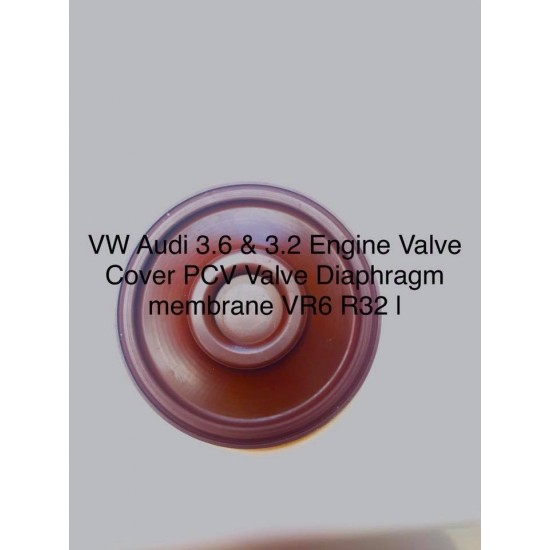 VW Audi (3.6L and 3.2L) Engine Valve Cover PCV Valve Diaphragm membrane 20 Pcs