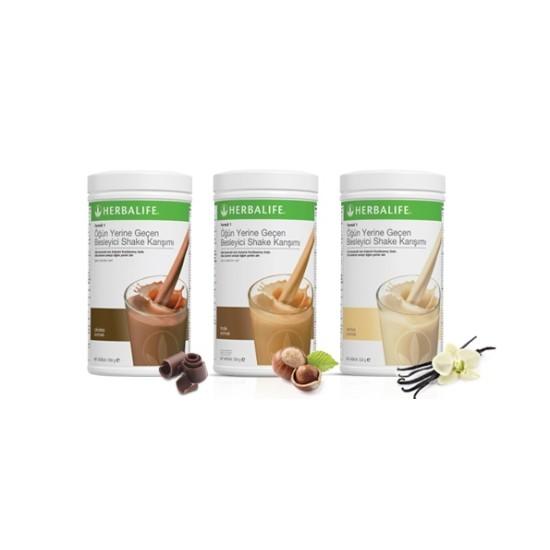 Herbalife Formül 1 Shake - Fındık Aromalı