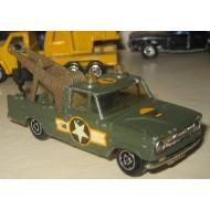 Majorette Dodge Army Wreck Truck